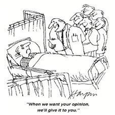 'Gedeelde Besluitvorming' in de zorg kan alleen met de